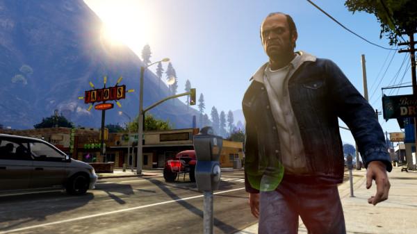 GTA V переплюнул все видеоигры последних лет