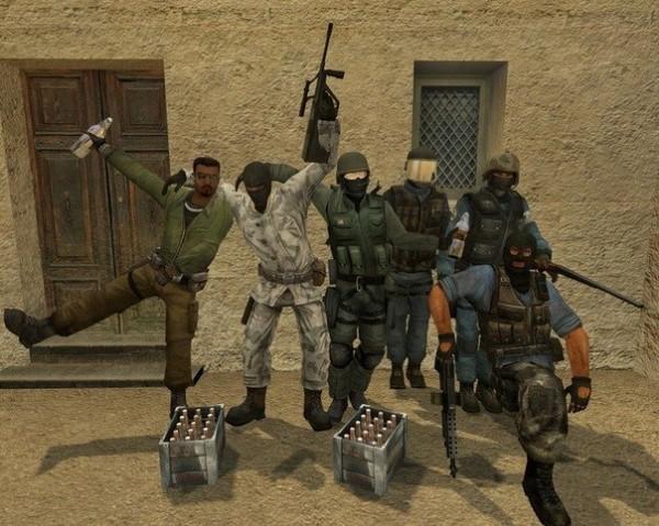 Фанат Counter-Strike спас себя и друзей