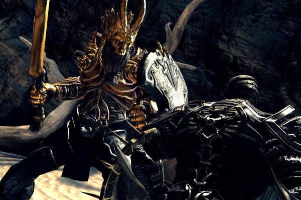 Историческое оружие, кровь, падение империй и все это в Infinity Blade 3