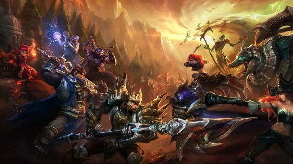 Итоги League of Legends с ИгроМира 2013