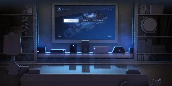 Valve Software  продемонстрировала определенные характеристики Stеаm Machines