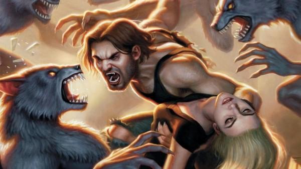 Новая сказка о Красной шапочке The Wolf Among Us