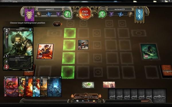 Релиз русскоязычной игры Might & Magic®: Duel of Champions