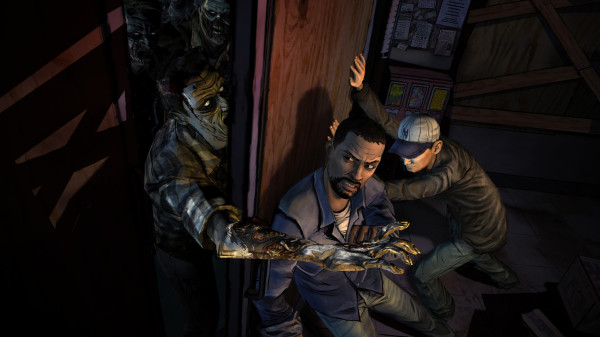 The Walking Dead The Videogame – вторую серию стоит ждать в этом году