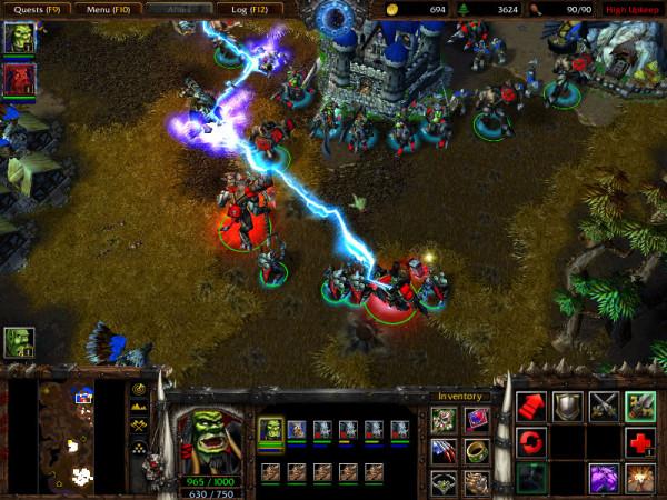 Экранизация, всеми известной Warcraft все же дойдет до огромных экранов