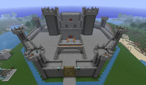 Карты для Minecraft