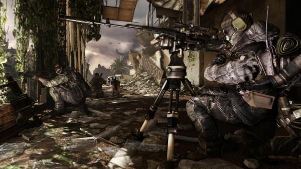 Call of Duty: Ghosts - в не конкуренции