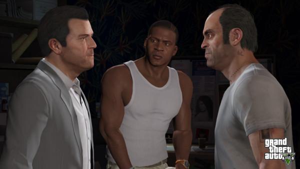 GTA 5 - самая ожидаемая игра