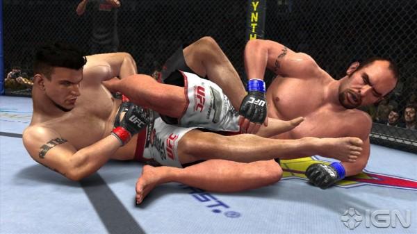 Очередная игра серии UFC будет работать на 30 кадрах в секунду