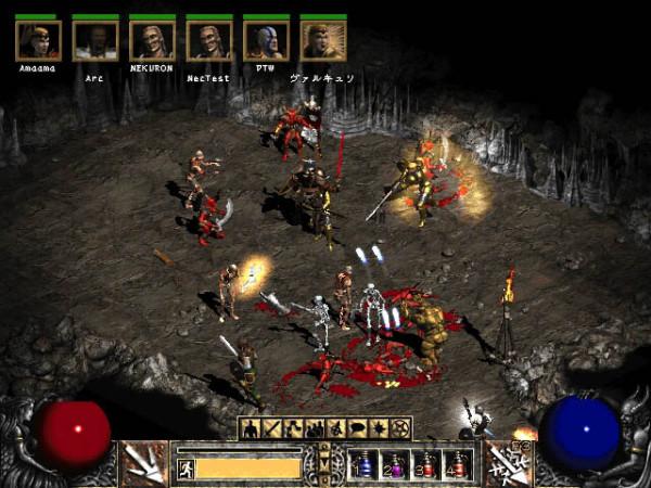 Diablo 2 - как это было?