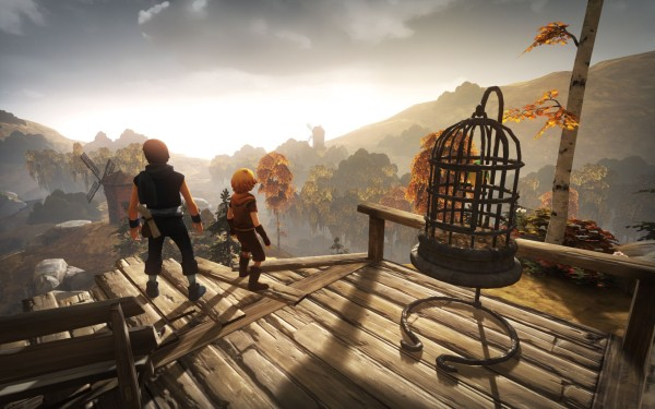Что пытались донести до игрока разработчики Brothers: A Tale of Two Sons