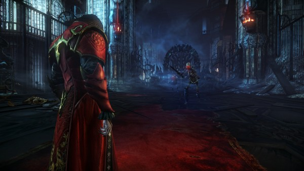 Каким предстанет дракула в Castlevania: Lords of Shadow 2