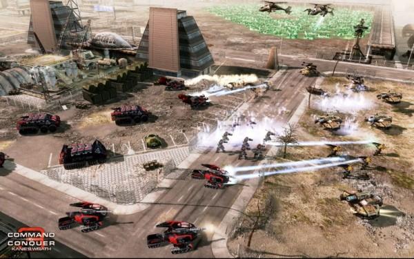 Релиз Command & Conquer отменен