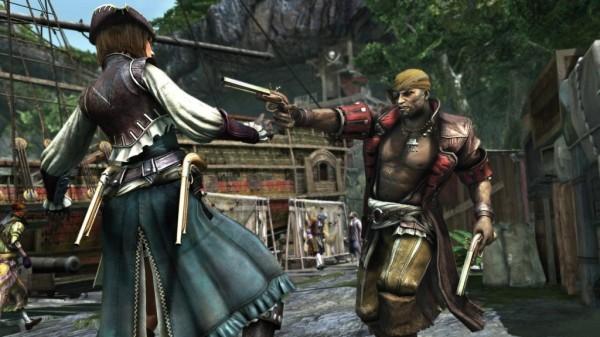 Патч на Assassin's Creed 4 и что будет до него