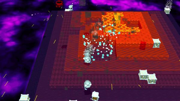 Что ждать от игры Bombernauts в исполнении Глейеля
