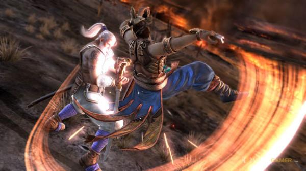 Больше информации об игре SoulCalibur: Lost Swords