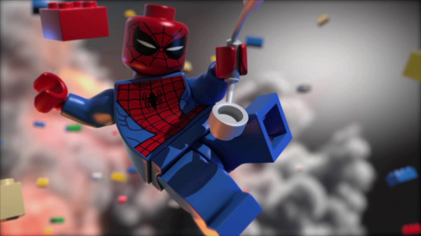 В LEGO: Marvel Super Heroes оживет более ста персонажей из комиксов