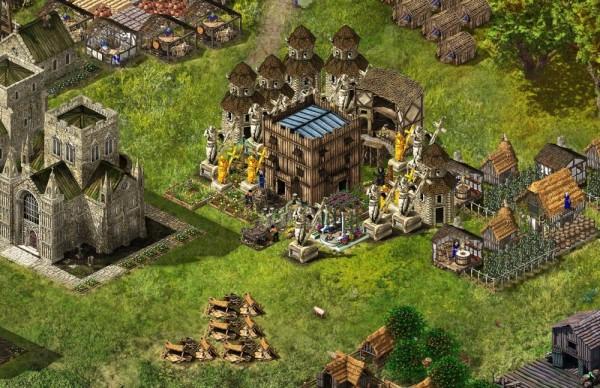 Новый мир запущен в Stronghold Kingdoms