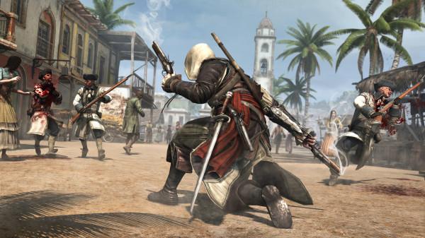 Кто приобрел Assassin's Creed 4 через unplay