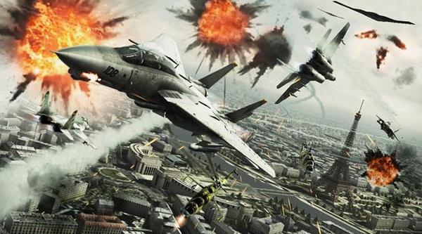 Что получилось из Ace Combat: Assault Horizon на ПК