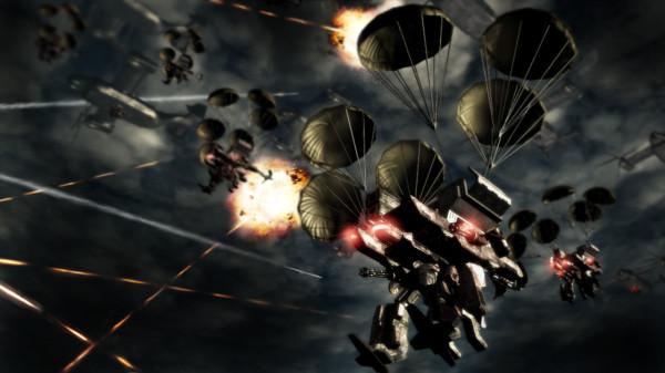 Что нам предлагает Armored Core 5