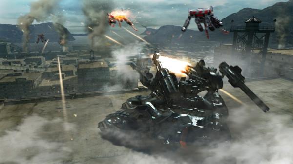 Некоторые нюансы Armored Core: Verdict Day