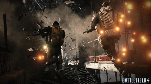 Приятный бонус от разработчиков Battlefield 4