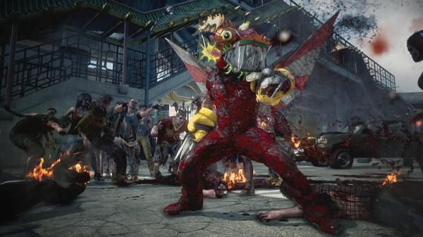 Немного подробностей о Crimson Dragon