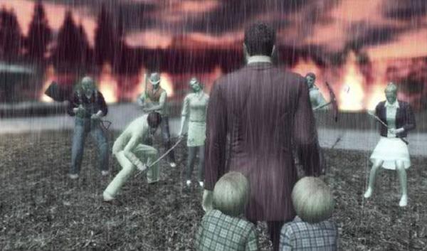 Deadly Premonition поверг в шок своих поклонников
