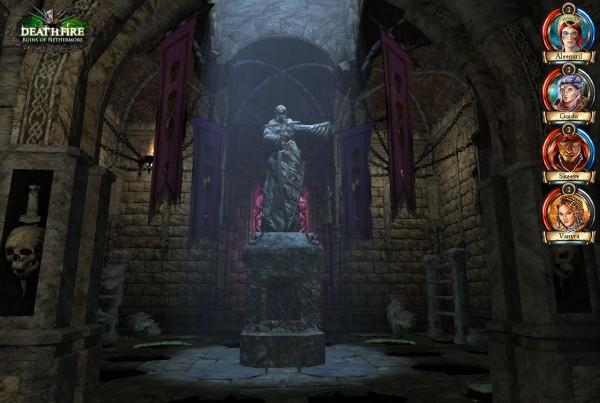 Нововведения в Deathfire: Ruits of Nethermore