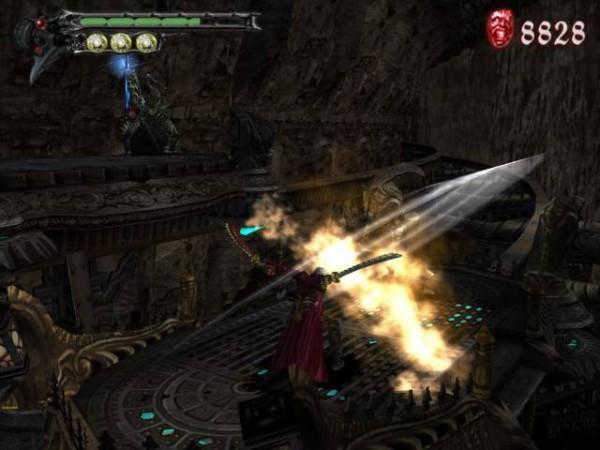 Игра снова ожила - DmC: Devil May Cry