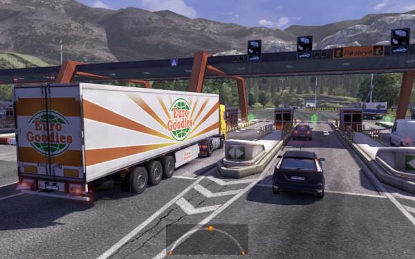 Симулятор дальнобойщика - Euro Truck Simulator 2
