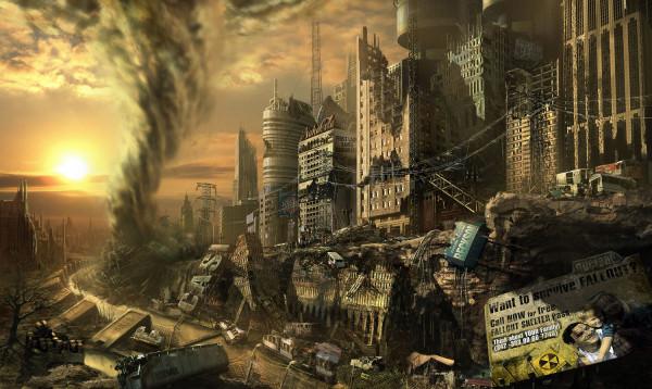 В начале декабря можно ждать анонс Fallout 4?