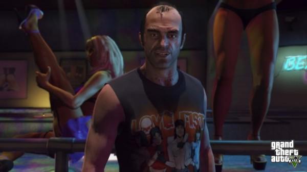 Несколько слов о новой версии игры GTA от разработчика Rockstar Games