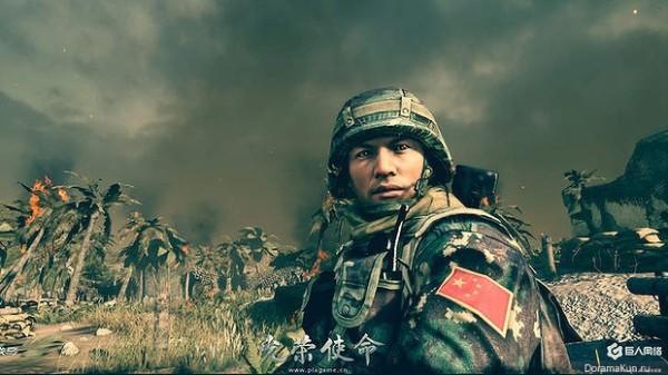Виртуальная война между Японией и Китаем