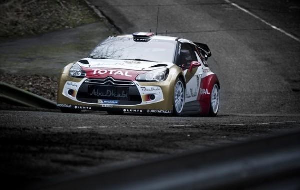 Скоро выйдет WRC 4: FIA World Rally Championship