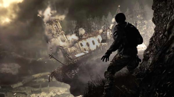 Call of Duty самая графически красивая игра