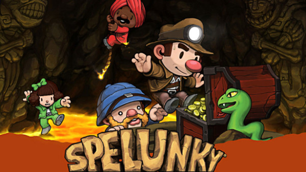 Техническая сторона игры Spelunky