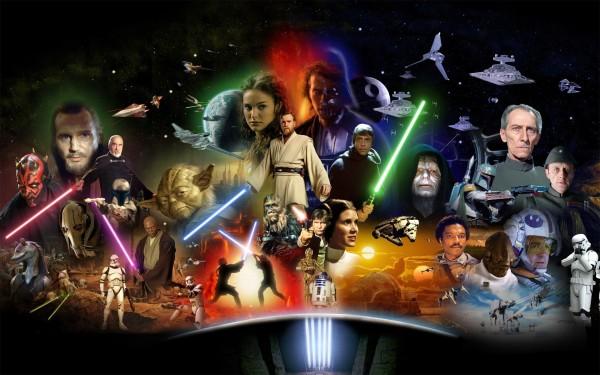 Очередное ответвление Star Wars