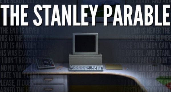 Интерактивная  игра The Stanley Parable