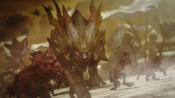 Релиз игры Teukiden: Theage of demons в Европе состоится в феврале