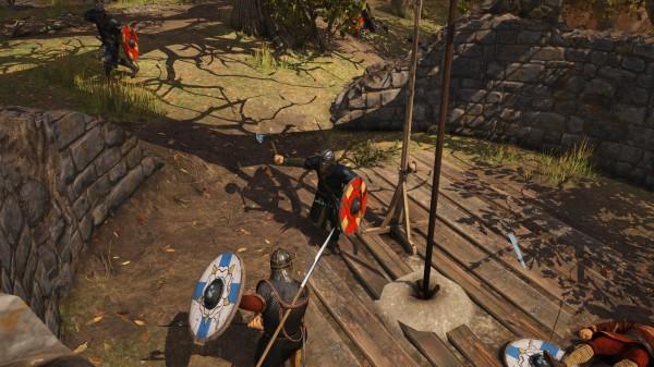На что похожа игра War of the Vikings?