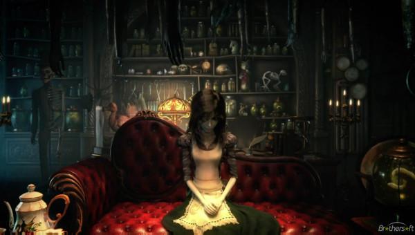 Что можно сказать о Alice: Madness Returns