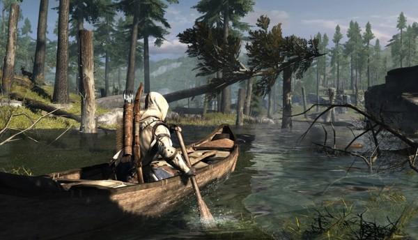 Assassin's Creed III: Путешествие из Бостона в Нью-Йорк
