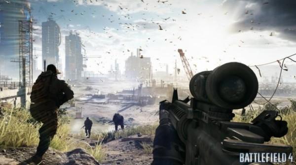 Battlefield 4 - детали игры