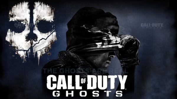 Call of Duty: Ghosts – овчарка против террориста