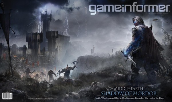 Анонс проекта Shadow of Mordor