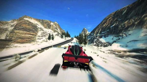 Лучшие мобильные гонки Asphalt 8: Airborne