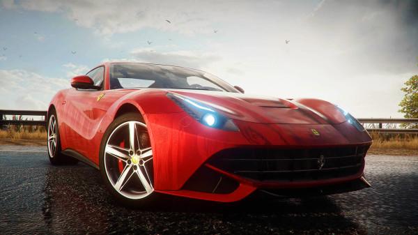 Всем известная Need for Speed: Rivals