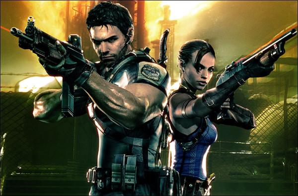Resident Evil 5 самая успешная игра Capcom
